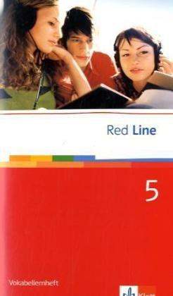 Red Line 5: Vokabellernheft Klasse 9 (Red Line. Ausgabe ab 2006)