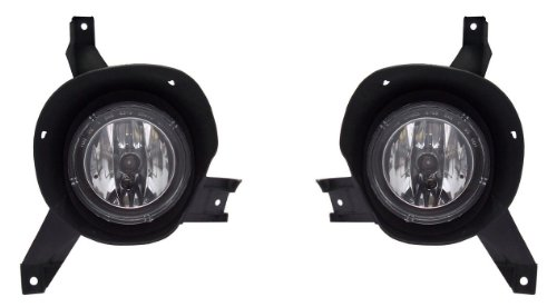 FORD EXPLORER SPORT/EXPLORER SPORT TRACK PAIR FOG LIGHT 01-03/01-05 NEW