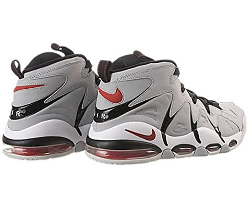 4b73ade833f NIKE Men s Air Max CB34 Wolf Grey University Red-Neutral Grey-White 414243-003  Shoe