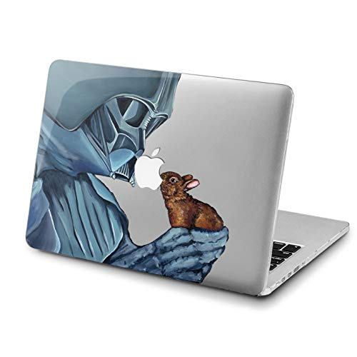 Lex Altern MacBook Cute Stormtrooper Pro 15 inches Case Star Wars Mac Air 13 2018 A1707 A1706 A1989 Retina Funny 12 Cover Hard 11 Apple 2017 Clear 2016 Plastic Laptop -