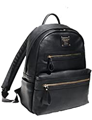 Office Leather Backpack/school Backpacks Daily