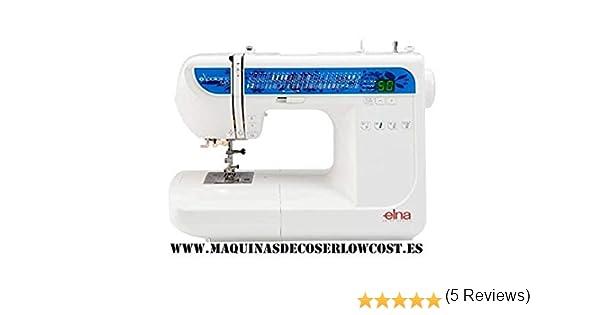 ELNA MÁQUINA DE COSER MODELO 540 eX: Amazon.es: Hogar