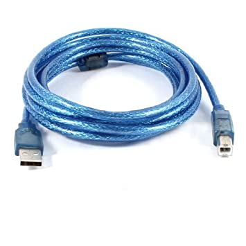 sourcing map USB 2,0 Tipo A Macho A B Macho Hi-Speed Cable de ...