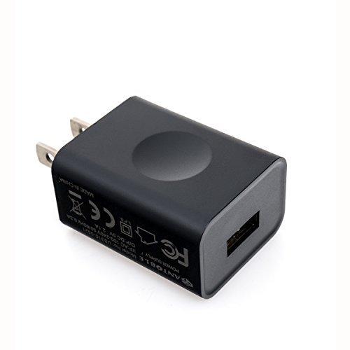 5V USB Port Charger AC Power Adapter US Plug for Fuhu Nabi 2 2S JR XD Tablet, Nook HD HD+ Tablet