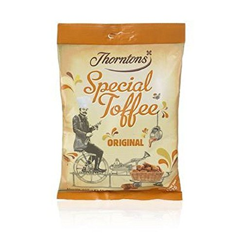Thorntons Original Special Toffee Bag (325g) (Pack of 6)