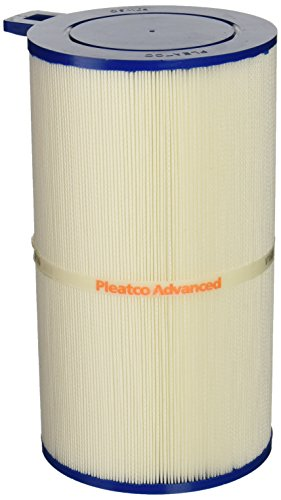 Jacuzzi Filter Pool Parts Replacement (Pleatco PJW50 Replacement Cartridge for Jacuzzi Whirlpool 50, C/Top, Front Load, 1 Cartridge)