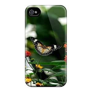 AWU DIYLJF phone case [gFWmqhP6803cgCAk]premium Phone Case For Iphone 4/4s/ Honey Sucker Tpu Case Cover