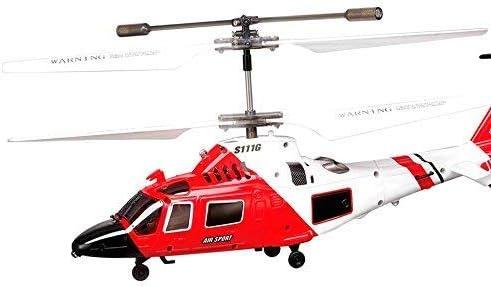 SYMA S111G - Helicóptero Teledirigido Guarda Costas Rescate 3.5 ...