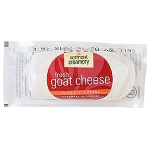 Vermont Creamery, Chèvre, Log, 4 oz