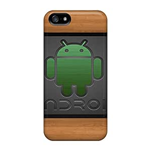 Cute Appearance Covers/MzV4960pFdK Android Cases For Iphone 5/5s