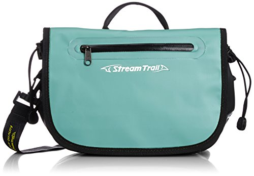 StreamTrail Borsa Messenger, Emerald (turchese) - 202-01_126