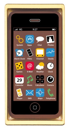 Heilemann Milk Chocolate Smartphone