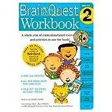 img - for BRAIN QUEST WORKBOOK GRADE 2 book / textbook / text book