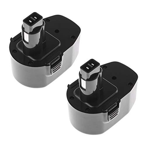 Happy Bean 3800mAh Battery Replacement for Dewalt 14.4V XRP DC9091 DW9091 DW9094 DE9038 DE9091 DE9092 DEWALT Power Tool Battery DEWALT XRP DC DW DE Series