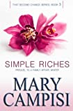 img - for Simple Riches (That Second Chance) (Volume 3) book / textbook / text book