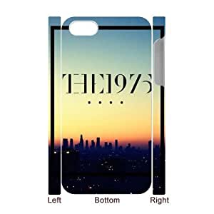 the 1975 High Qulity Customized 3D Cell Phone Case for iPhone 4,4S, the 1975 iPhone 4,4S 3D Cover Case by runtopwell