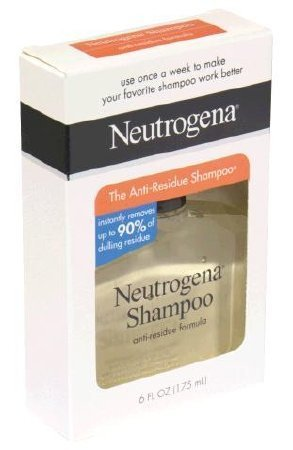 Shampoo Neutrogena® 6 oz. Bottle