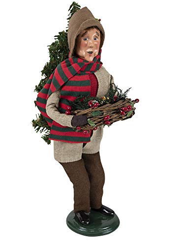 Byers' Choice Tree Trimmer Man Figurine 4848 from