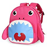 Cute School Knapsack Toddler Shark Backpack Infant Kids Lunch Bags for Boys 1-3