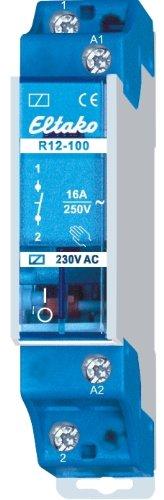 4 opinioni per Eltako R12-100- Relè elettromeccanico, 230 V