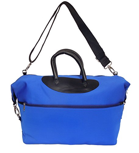 Spice Art Women's Blue Leatherite Handbag