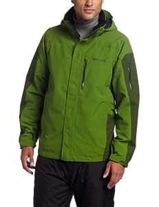 Marmot Men's Tamarack Jacket, Green Pepper/Midnight Green, Small