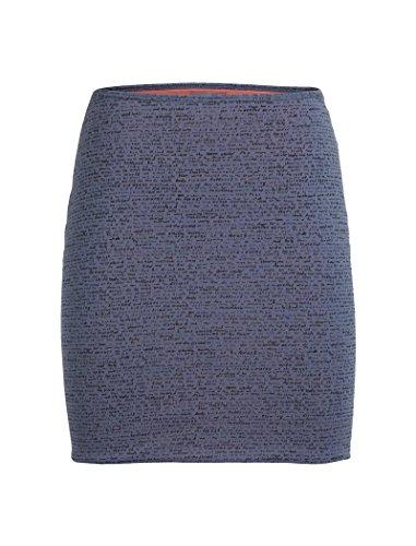 Icebreaker Merino Women's Reversible Windstorm Print Tsveti Skirt