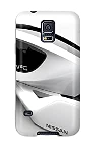 Forever Collectibles Nissan V2g La Concept Car Hard Snap-on Galaxy S5 Case