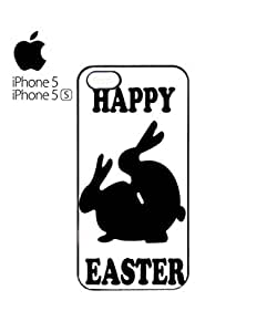 Happy Easter Rabbit SexCell Phone Case Cover iPhone 5&5s White