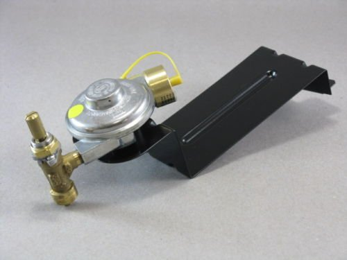 Genuine Weber Gas Grill Replacement Valve Regulator Assembly Q200 Q220 80476