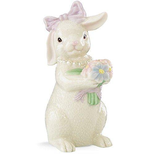 Lenox Bunny Girl with Flowers 841561