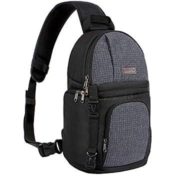 Amazoncom Altura Photo Camera Sling Backpack For Dslr And