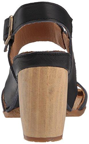 El Naturalista N5020, Scarpe Col Tacco Punta Aperta Donna nero