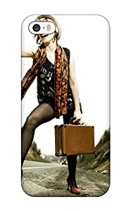 Fashion Protective Women Case Cover For Iphone 5/5s