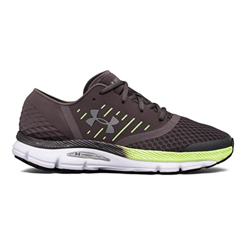 W Running quirky Intake Scarpe Ua Speedform Donna Armour Charcoal graphite Lime Under YzxEqBn