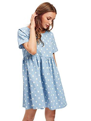 a line babydoll dress - 2