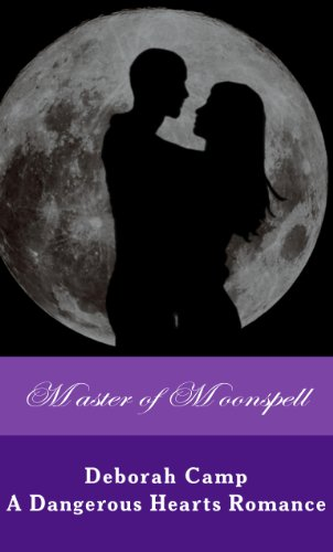 book cover of Master of Moonspell