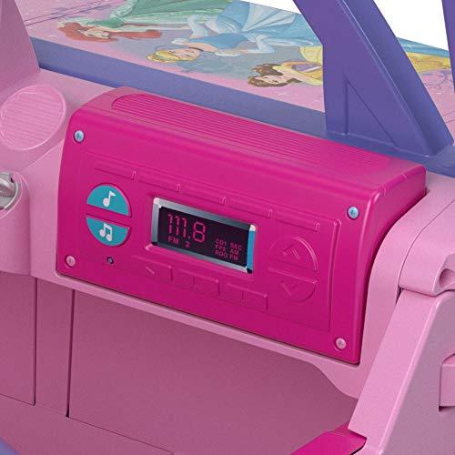 Power Wheels Disney Princess Jeep Wrangler by Power Wheels (Image #7)