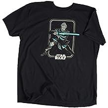 Stars Wars The Last Jedi Tee Shirt T-Shirt Yoda, Obi-Wan or Luke Skywalker