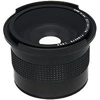 Goliton 52mm 0.35x HD Wide Angle Panoramic Fisheye Lens
