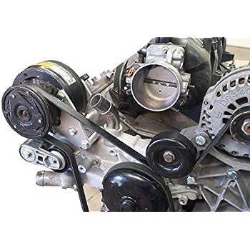 LS R4 A/C Relocation Bracket Turbo LQ,LS1,LS2,LS3,LS6,LS7,LY6