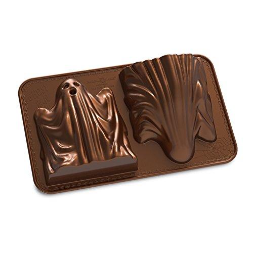 Nordic Ware 3D Ghost Cake Pan, Bronze