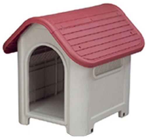 Cheap Indoor Outdoor Dog House Small to Medium Pet All Weather Doghouse Puppy Shelter