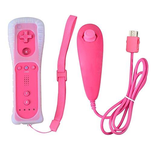 pink nintendo wii remote - 7
