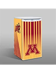 Minnesota Golden Gophers Counter Top Fridge
