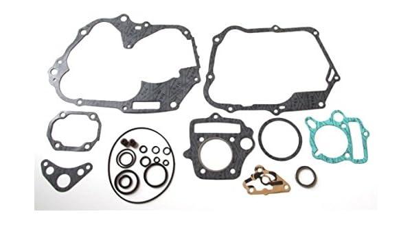 Juego de arandelas resistente al Juego - Honda Dax St 70 Completo embrague Motor: Amazon.es: Coche y moto