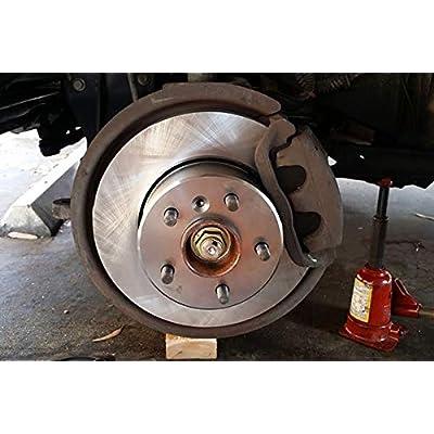 Power Stop KOE6504 Autospecialty Daily Driver OE Brake Kit: Automotive