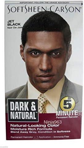 Tinte de cabello para hombre Dark & Natural permanente en 5 ...