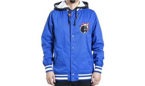 The Hundreds Yosemite Jacket Blue Jacke Windbreaker Winterjacke Men Herren (XXL)