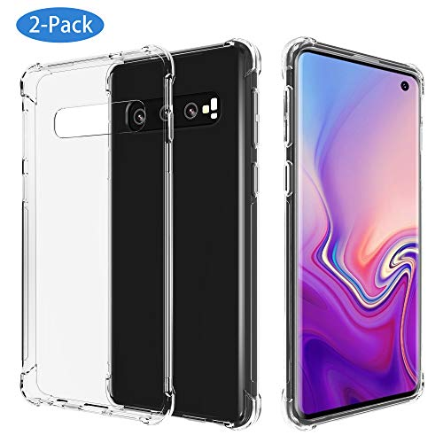 shock resistant crystal clear case for s10